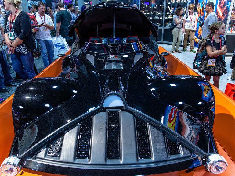 darth vader car from hot wheels - Real Hot Wheels Cars