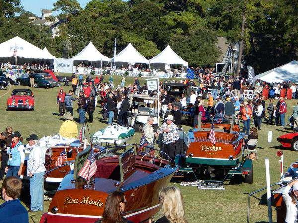 Photo: Hilton Head Island Motoring Festival